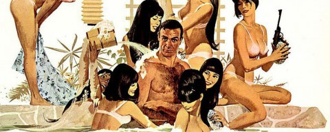 I territori noir di 007 Si vive solo due volte (5 di 23)