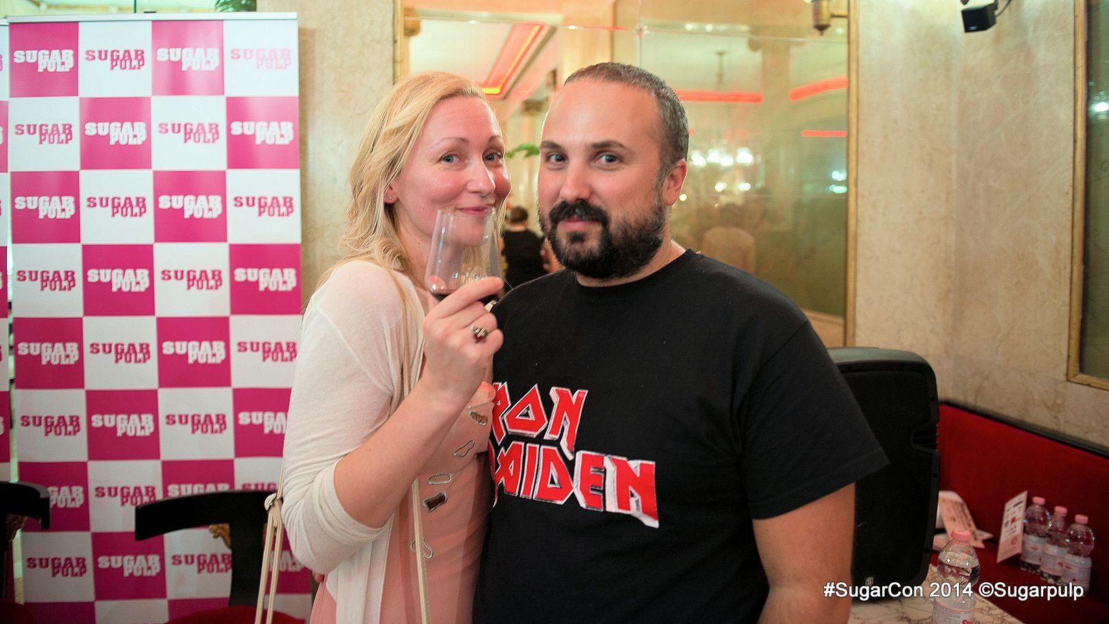 Behing Her Eyes, intervista a Sarah Pinborough a cura di Giacomo Brunoro