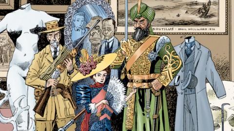 La lega degli straordinari Gentlemen – Maggio 1868