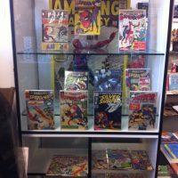 Fumetti in Sunset Boulevard