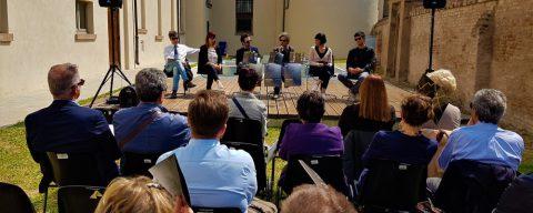 Nero Laguna, debutta il Comacchio Book Festival
