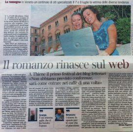 Corriere del Veneto 28 giugno 2012