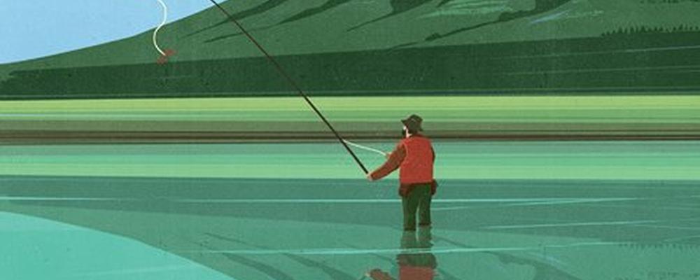 A pesca nelle pozze profonde la recensione feat