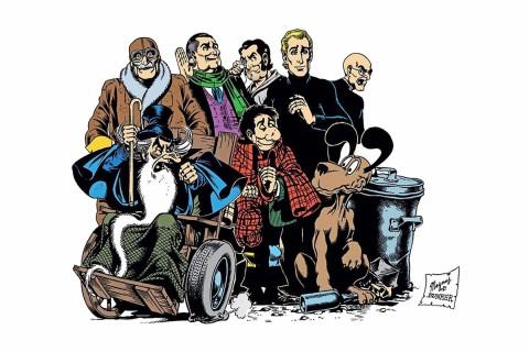 Cartoomics 2019 celebra Max Bunker e i 50 anni di Alan Ford