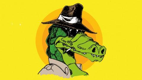 Alligatore, il suo nome è Marco Buratti