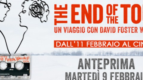 Anteprima The End of The Tour, al cinema gratis con Sugarpulp