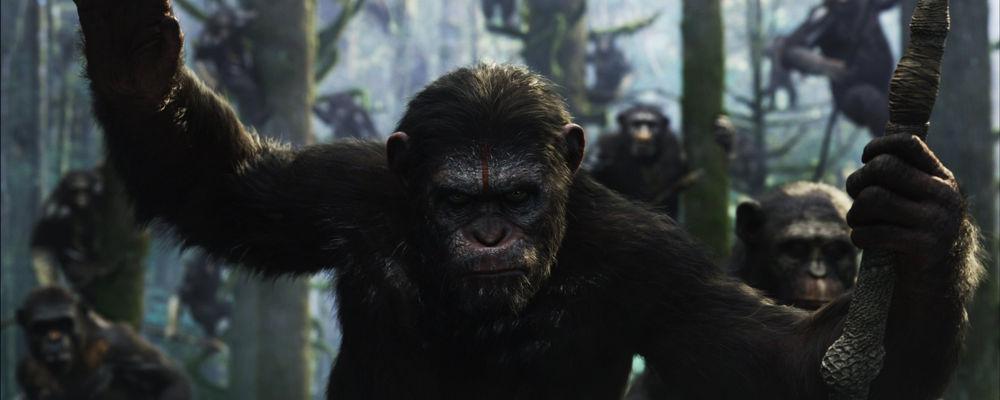 Apes Revolution Il pianeta delle scimmie la recensione