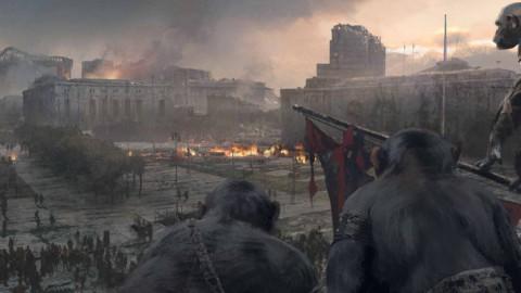 Apes Revolution Il pianeta delle scimmie la recensione di Andrea Andreetta