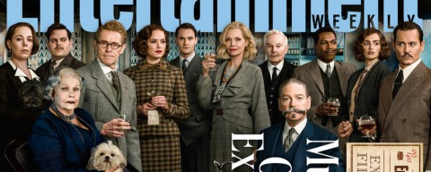 Assassinio sull'Orient Express, le prime foto del nuovo film di Kenneth Branagh