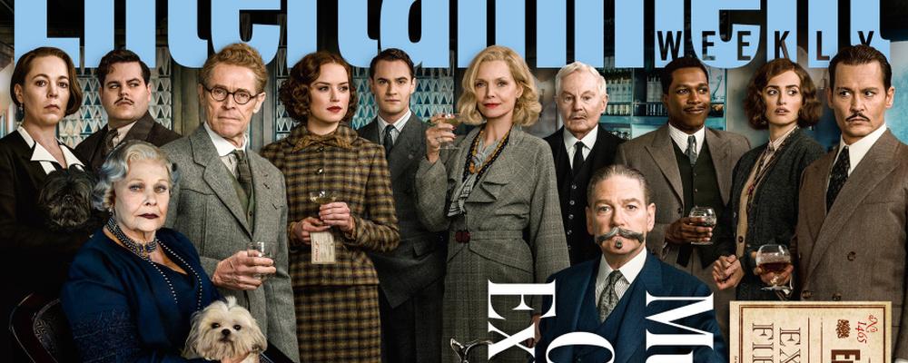 Assassinio Orient Express, le prime foto del nuovo film di Kenneth Branagh