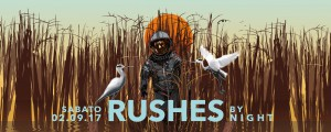 RUSHES FEST by night, la musica ti porta qui