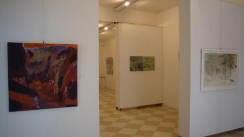 Olimpia Biasi / Brigitte Brand / Mirella Brugnerotto alla Galleria Flaviostocco