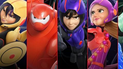 Big Hero 6, la recensione