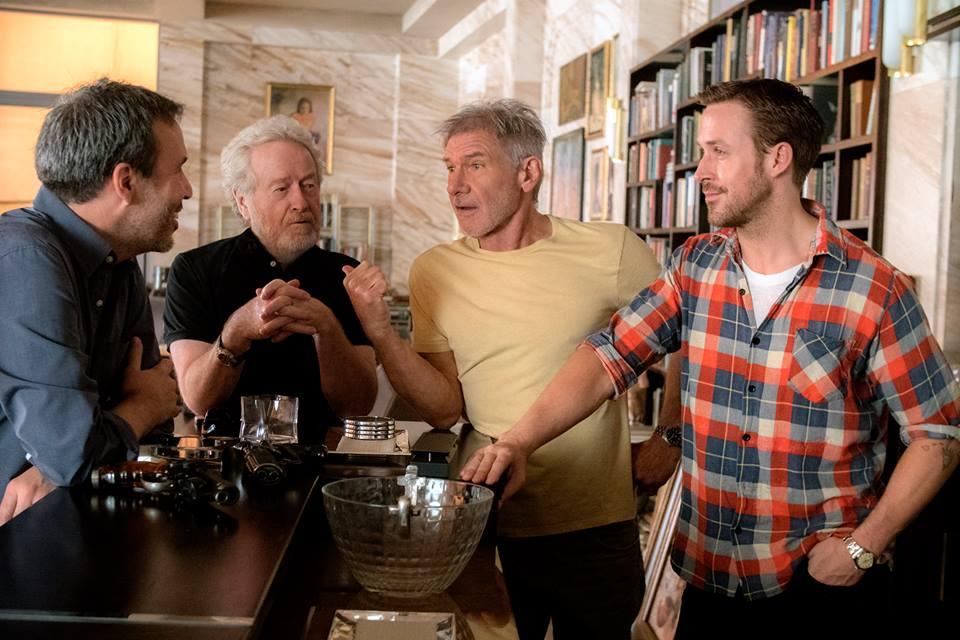 Blade Runner 2049 arriverà nei cinema l'anno prossimo