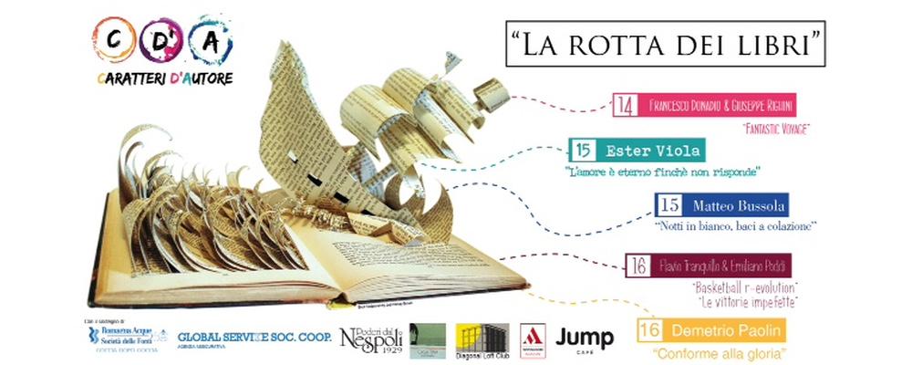 Caratteri d'Autore, la seconda edizione dal 14 al 16 settembre a Forli featured