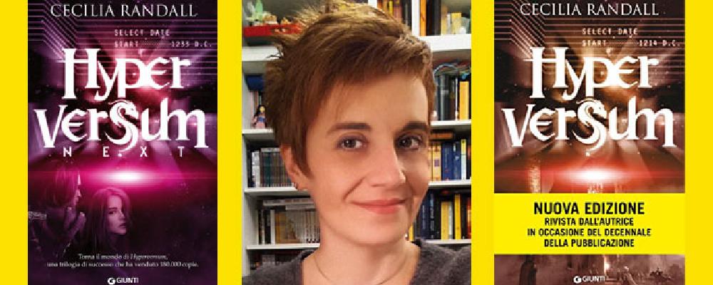 Cecilia Randall - Da non perdere a Lucca Comics & Games 2016 img1