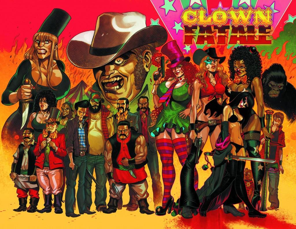 Clown Fatale, la recensione