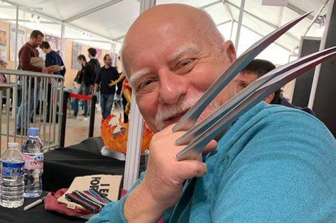 Chris Claremont a Lucca Comics & Games 2019