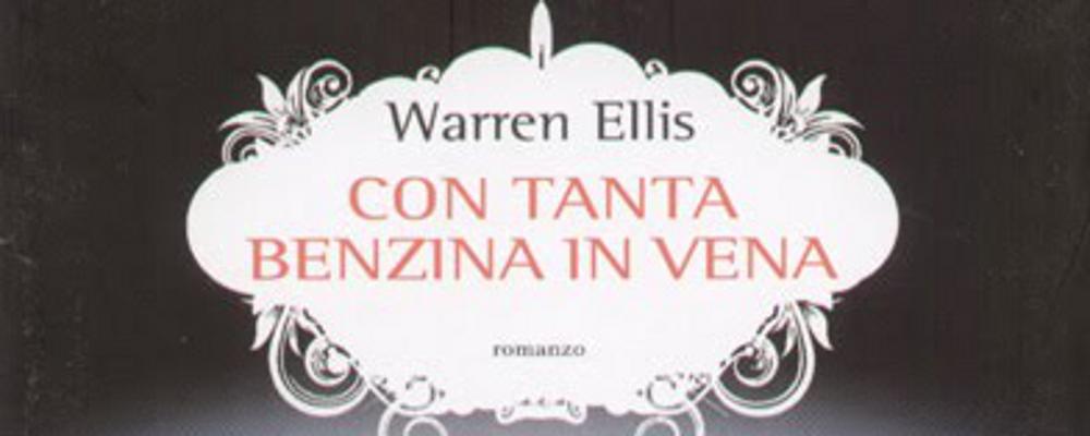 Con tanta benzina in vena - Eliot edizioni - EURO 16,50