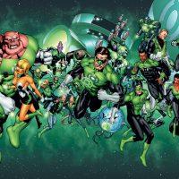 DC Extended Universe, la Rinascita degli Dei Green Lantern Corps 2