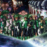 DC Extended Universe, la Rinascita degli Dei Green Lantern Corps