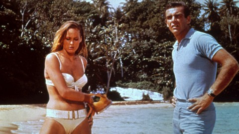 007 Facts: Dr. No (1962)