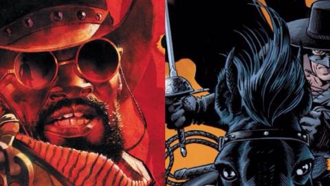 Django/Zorro – Miniserie, la recensione