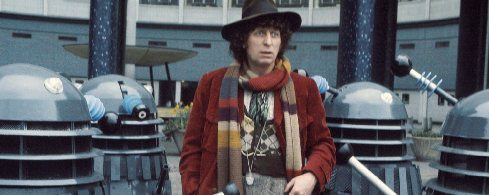 TOM BAKER ( DR WHO) LATE 70s © MICHAEL PUTLAND / RETNAUK CREDIT ALL USES