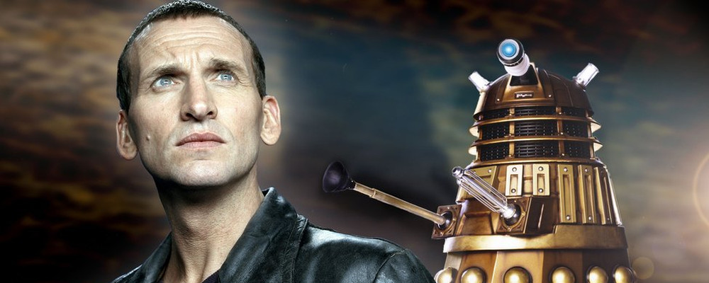 Doctor Who, un Dottore per guarire i mali dell'Universo - Parte 2 di 3 - Christopher Eccleston