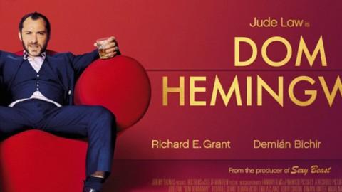 Dom Hemingway, la recensione