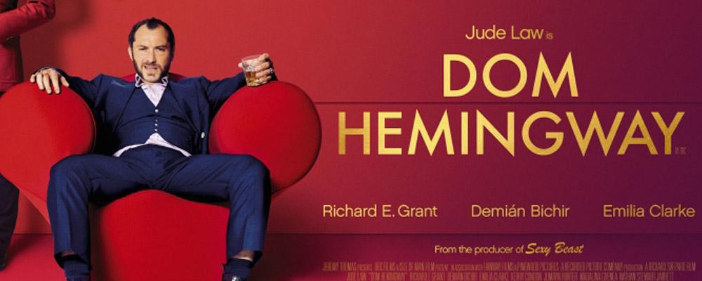 Dom Hemingway, la recensione feat