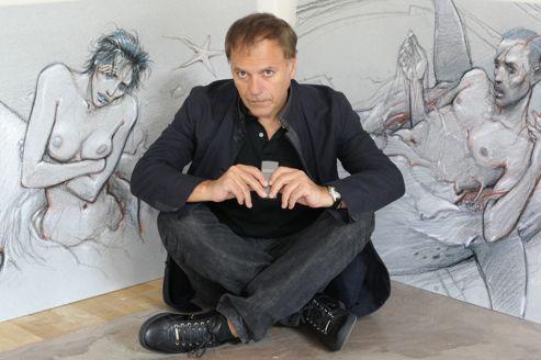 Enki Bilal e la letteratura disegnata: la trilogia di Nikopol