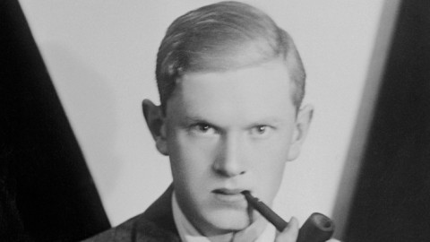 Evelyn Waugh durante la Seconda Guerra Mondiale