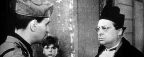 Fellini, Rossellini e il soldato giallo - roma città aperta aldo fabrizi