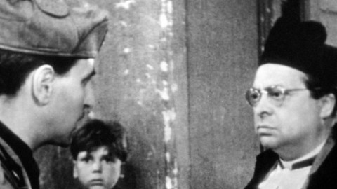 I'm not yellow: Fellini, Rossellini e il soldato giallo