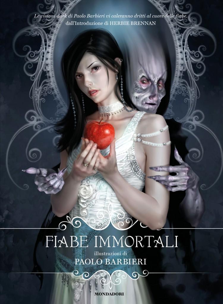 Fiabe Immortali - Paolo Barbieri - copertina