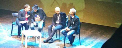 Frank Miller, la leggenda. L'omaggio di Matteo Strukul a un autore capace di reinventare il fumetto e il modo di raccontare storie.