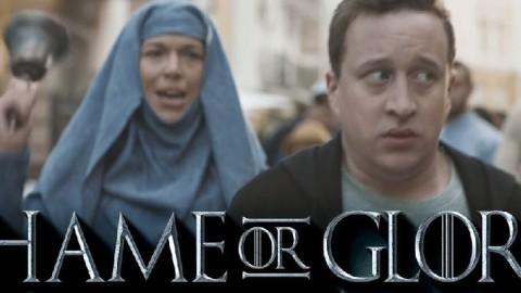 Game of Thrones, una parodia pubblicitaria riuscita del brand SodaStream