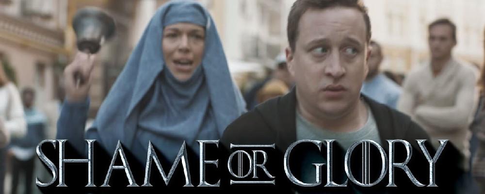 Game of Thrones in una parodia pubblicitaria riuscita di SodaStream