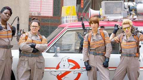 Ghostbusters 2016, review by Irene Cesca