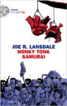 Honky-Tonk-Samurai-joe-lansdale-copertina-zerocalcare-sugarpulp