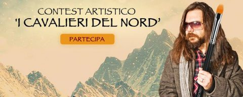 I Cavalieri del Nord di Matteo Strukul, doppio contest creativo