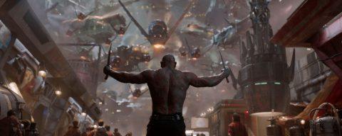I Guardiani della Galassia in cima alla classifica dei film più letali con ben 83.871 morti