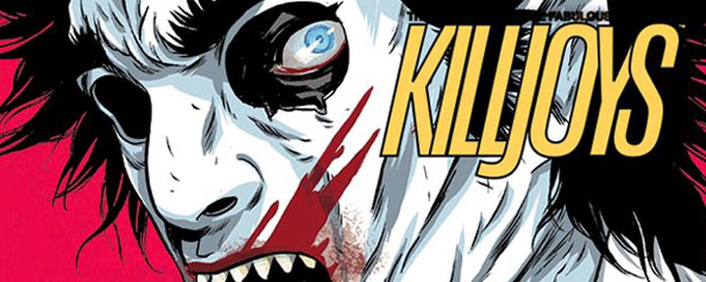 I favolosi Killjoys - Giochi pericolosi, la recensione feat