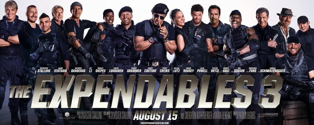 I mercenari 3 - The Expendables, la recensione feat