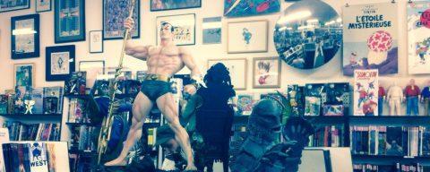 Fumetti in Sunset Boulevard… un anno dopo