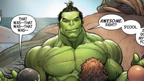 Il fichissimo Hulk, di Frank Cho e Greg Pak
