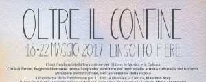 Salone Internazionale del Libro di Torino, presentato il programma della 30esima edizione - Salone del Libro 2017
