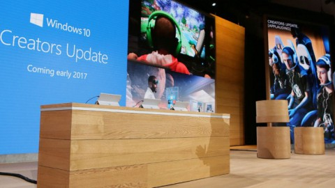 Le 10 features più interessanti che arriveranno su Windows 10 Creators Update