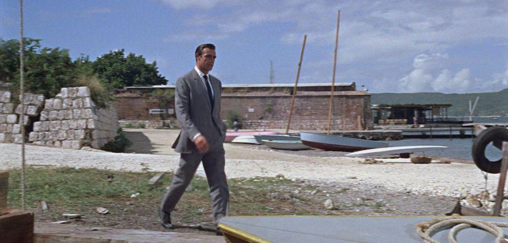 I territori di 007: Licenza di uccidere (1 di 22)